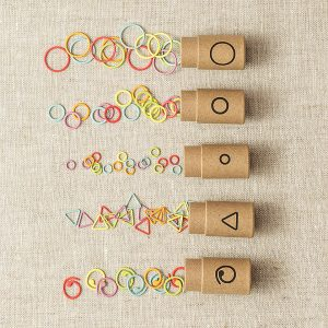 cocoknits flight stitchmarkers