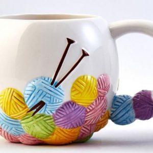 Sew Thirsty Drinking Mug
